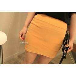 Chân váy bút chì CV002- 5 màu lựa chọn