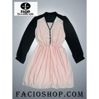 [Chuyên sỉ và lẻ] đầm xòe thời trang nữ Facioshop DA24