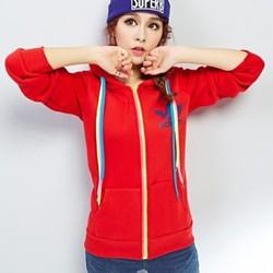 Áo khoác nữ phong cách trẻ trung