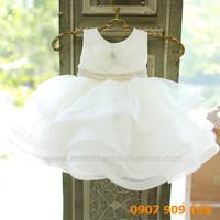 Đầm công chúa cao cấp thiên nga trắng 454
