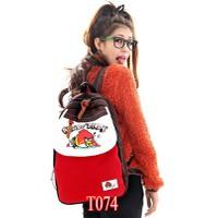 Túi balo Angry Bird dễ thương-T074