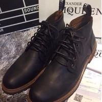 Giày da Alexander McQueen G084