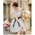 Đầm dạo phố phong cách Hàn Quốc #098