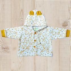Áo khoác nón Tai Gấu dễ thương