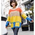 Áo len nữ form rộng ak22