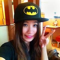 Nón hip hop Batman NK116