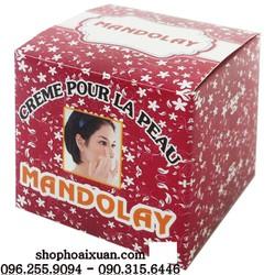 Kem siêu trị mụn liền sẹo thâm se khít lỗ chân lông MANDOLAY - HX030_0