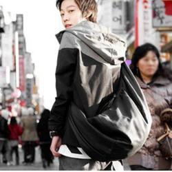 Túi xách nam đeo chéo da trơn
