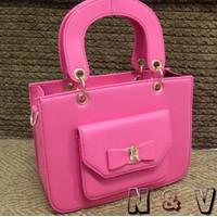 Túi hộp nơ nhỏ NV Fashion