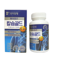 Bổ sung canxi với Calcium Gold Made in Korea