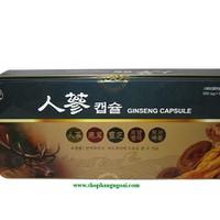 Viên uống Hồng sâm Hanmi Ginseng Capsule Made in Korea