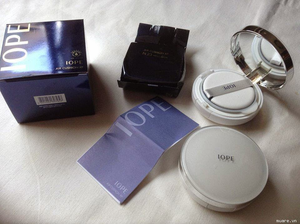 Phấn nước IOPE Air Cushion XP 4