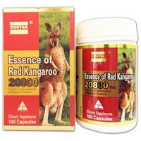 Tăng cường sinh lý với Essence Of Red Kangaroo 20800MAX