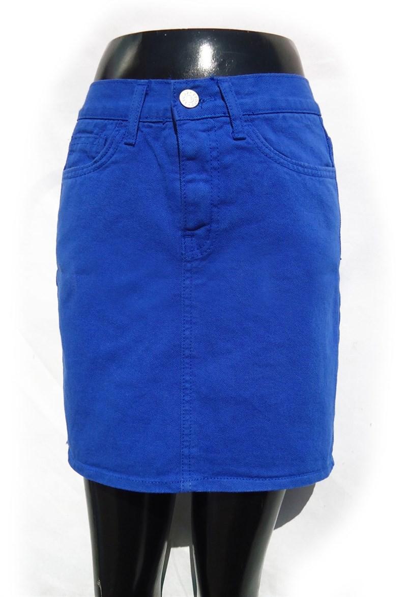 Váy Jean ôm 1