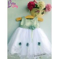 Đầm công chúa cao cấp sang trọng cho Bé