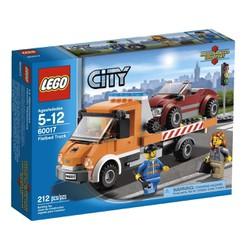 LEGO 60017 Flatbed Truck – Xe tải sàn phẳng