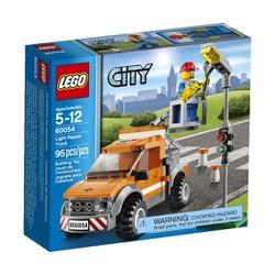 LEGO 60054 Light Repair Truck – Xe tải sửa đèn