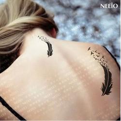 Hình xăm dán tattoo M53