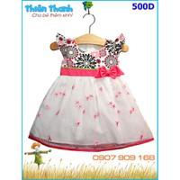 Đầm công chúa xinh xắn cho bé 0-2 tuổi