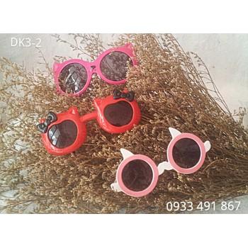 Combo 03 Mắt kính cho bé yêu