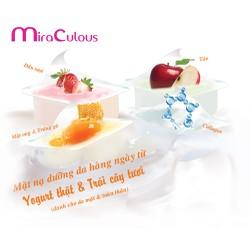Mặt nạ dưỡng da hàng ngày từ YOGURT thật và trái cây tươi MiraCulous