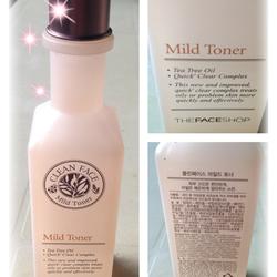Nước hoa hồng Clean face Milk toner