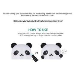 Kem dưỡng trị thâm mắt Panda Cream So Cool Eye Stick