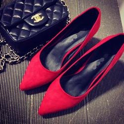 Koin - Giày cao gót CG22 nhung - có size 40 - bảo hành 12 tháng