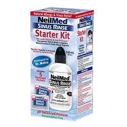 Bộ rửa mũi Neilmed starter kit