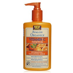 Sữa rửa mặt Avalon Organics làm sáng da