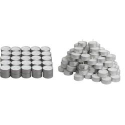 Hộp 100 nến tealight không khói-mỗi nến đốt 4 giờ