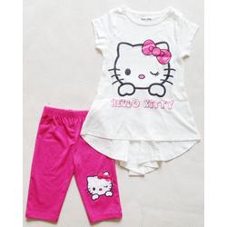 Bộ thun Hello Kitty cực cute