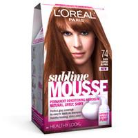 Thuốc nhuộm tóc Sublime Mousse