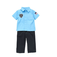 Bộ áo quần cảnh sát cho bé trai