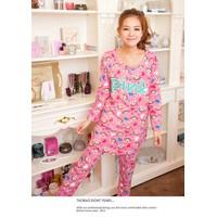 Đồ bộ mặc nhà hình Pink dễ thương new fashion