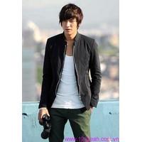 Áo khoác Kim Tan Lee Min Ho phong cách NEW1