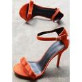 G51- HÀNG NHẬP ĐÀI LOAN - Giày cao gót kết nơ loại 1