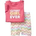 Tinker Bell Kids - Bộ GAP ngắn 531 - Cute Girl