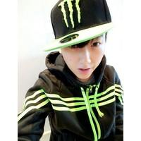 Nón hip hop Monster NK06