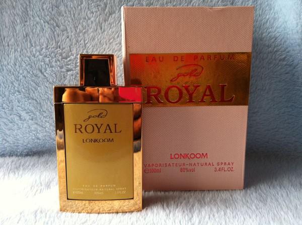 Nước hoa Royal Gold 2