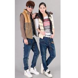 Quần jeans nam túi giả Mã: ND0331