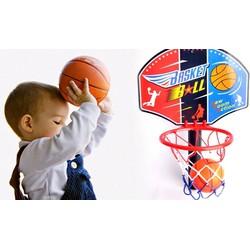 Bộ bóng rổ tạo cơ hội phát triển chiều cao cho bé