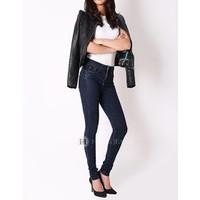 Quần Jeans nữ cạp cao 8858