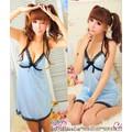 Đầm ngủ viền ren gợi cảm-DN160