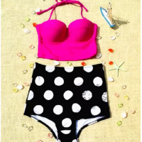 Bikini lưng cao YY028