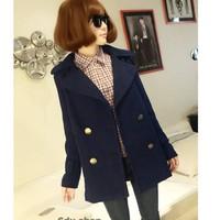 áo khoác dạ giả vest cá tính Mã: AO1308