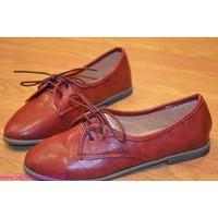 Giày Oxford đế thấp trẻ trung OX7