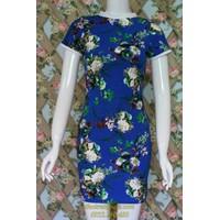 Đầm body họa tiết hoa MS 741