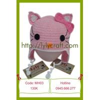Mũ Len Móc Thủ công - Handmade