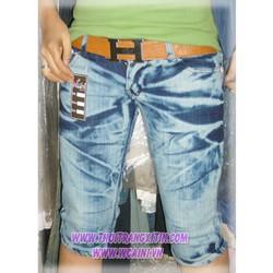 quần jeans nữ thời trang Mã: QL077